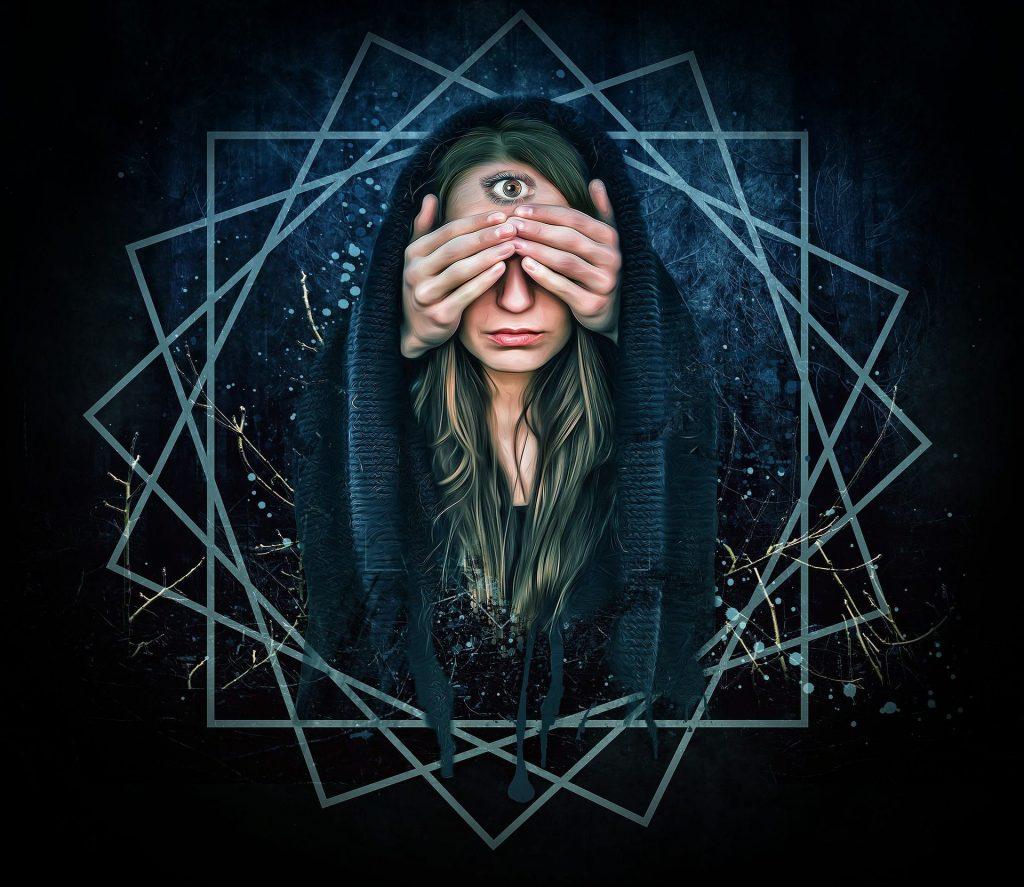 troisième oeil intuition conscience guide écoute ressenti suivre