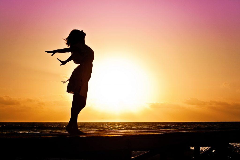 bonheur plénitude joie heureux secret comblé